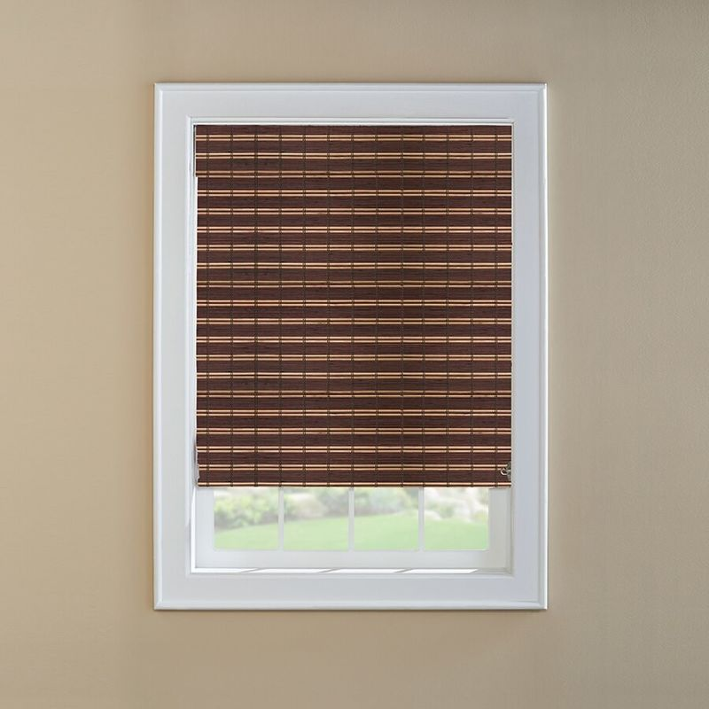 Functional Pvc Outdoor Blinds For Balcony High Strength Fumigation Certification