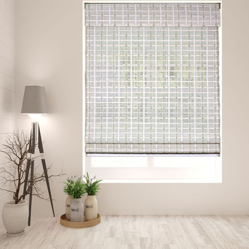Venetian PVC Blinds Environmental Friendly Long Lifespan Corrosion Resistant
